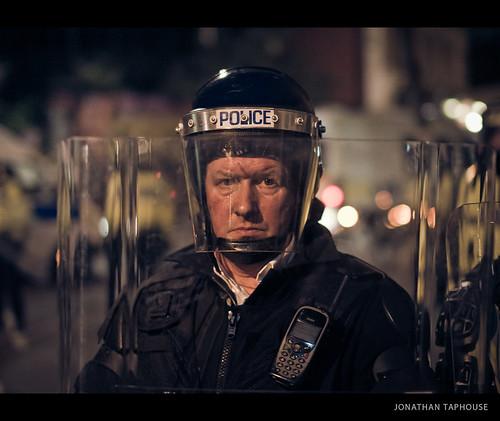 BRISTOL: stokes croft tesco riot