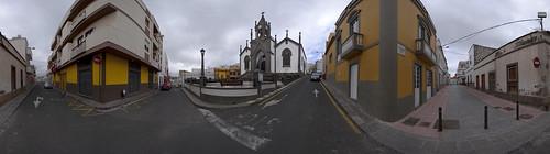 Iglesia de San Isidro Labrador, Cardones, Arucas. Isla de Gran Canaria