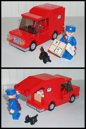 LEGO - Postman Pat