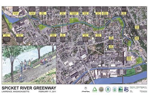 Spicket River Greenway