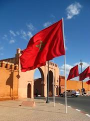 Muralhas de Marraquexe, Marrocos