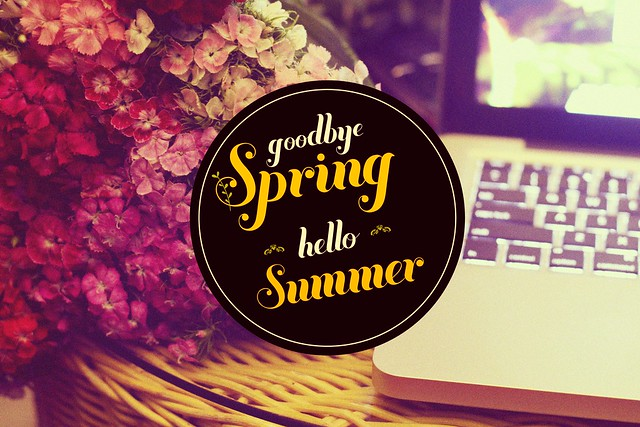 Goodbye Spring   Hello Summer. This Is My Latest Project, I Hope You Enjoy  It Design Inspirations
