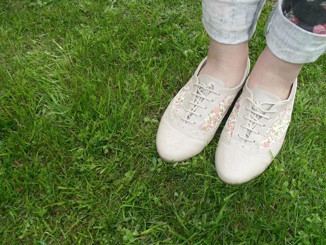 Rebecca's Shoes