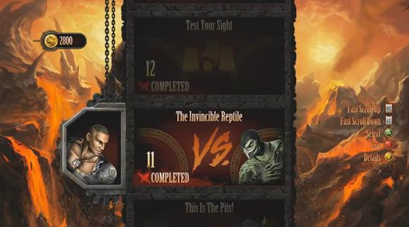 Mortal Kombat (PS3, Xbox 360)