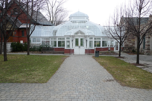 Copyright Photo: Westmount Conservatory by Montreal Photo Daily