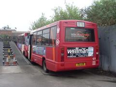 Retired Metroriders (Jampot2) Tags: warrington transport borough metrorider optare