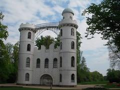 Schloss auf der Pfaueninsel