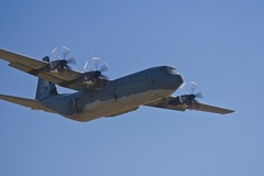 RAAF C-130J Hercules (arquell01) Tags: australia airshow raaf hercules avalon 2011 c130j australianinternationalairshow