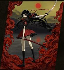 110426(1) - 漫畫家團體「CLAMP」×動畫團隊「Production I.G」的動畫版《BLOOD-C》敲定女主角人選!
