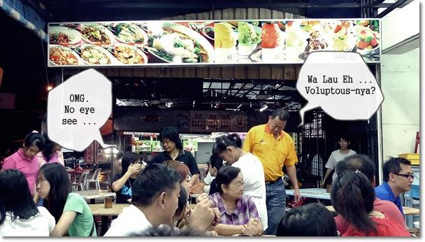 Crowd @ KTZ Kepong