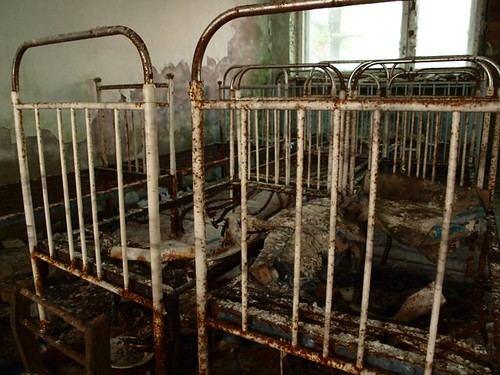 Nursery near Chernobyl