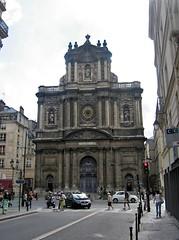 st Paul st Louis Paris St-paul–st-louis Church