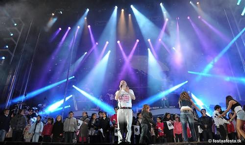 Orquesta Panorama - 2011 - 004 - Festa de Fans - Caldas de Reis