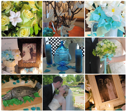 Handmade Wedding Ideas A Few Tried and True Projects and a Big List of