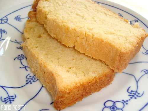 完美磅蛋糕