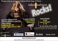 InkaFashion Rocks - C.C. Javier Prado