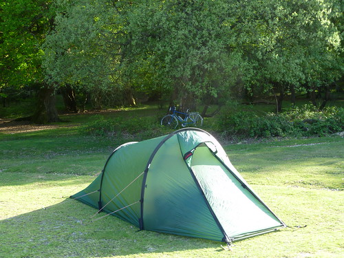 New Forest Camping 017