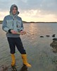 Yellow Wellies (DonaldUist) Tags: yellow fly fishing south campbell wellies alasdair uist howmore