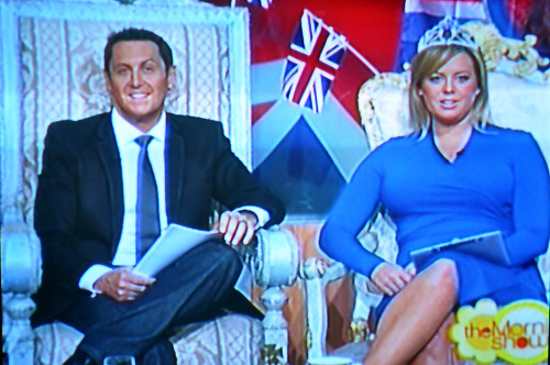 Royal Wedding Fever hits OZ TV by Dawn Woodhouse