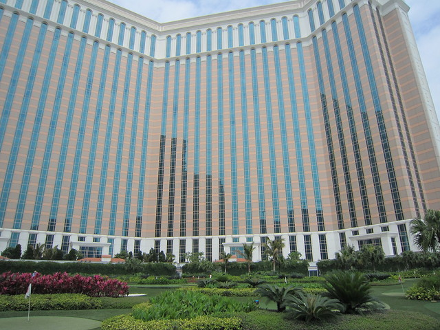 Macau - The Venetian Casino (1)