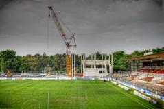 350 Tonnen Teil! (Batram) Tags: berg hessen bank stadion offenbach ofc kickers sparda bieberer