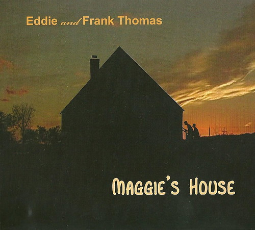 Thomas Bros Maggie's House CD Cover