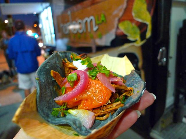 Heirloom LA tacos