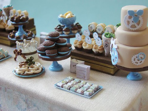 wedding dessert table 4