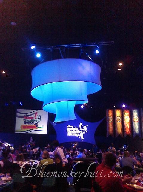Magic of Healthy Living Disney Event