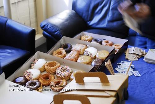 Mmmm, donuts....