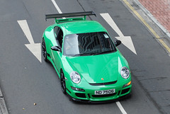 Porsche 997 GT3 (Rupert Procter) Tags: auto hk car hongkong nikon ride awesome mobil coche motor  kereta  carspotting rwp rupertprocter d80  chasingexotics    juanchai juanchaihk