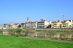 DSC_0479 (5) (pjpink) Tags: italy reflection water river florence spring tuscany firenze arno 2011 pjpink