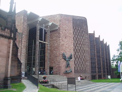 Coventry Cathedral (Aidan McRae Thomson) Tags: modern cathedral contemporary coventry basilspence westmidlands oldwarwickshire