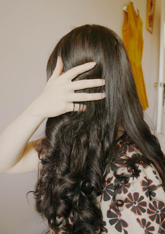 rag hair r