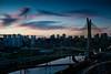 São Paulo. (let's fotografar) Tags: skyline sãopaulo sampa sp