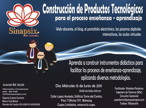 Construccion Productos Tec by Parquesinapsix