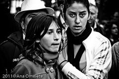 1 Maio 2011 ( AnA oMeLeTe ) Tags: portrait people bw portugal faro blackwhite retrato protest may photojournalism pb algarve mayday primeiro maio manif sindicato pretobranco fotojornalismo ugt 2011 cesp anaomelete diadotrabalhador cgtp canoneos400d