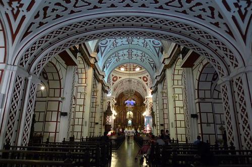 Iglesia de San Francisco - Lima, Peru