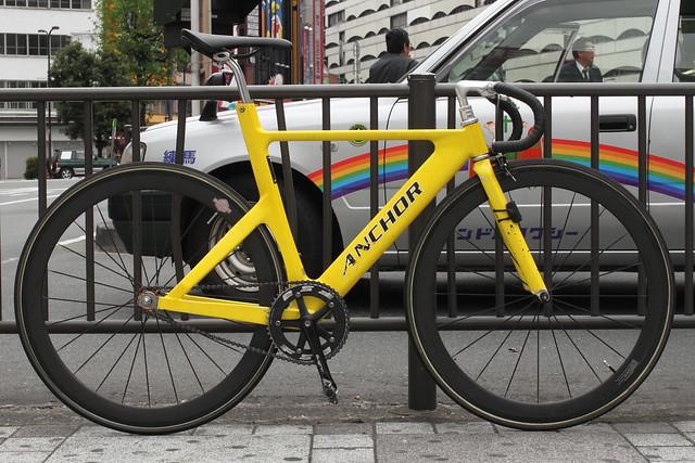 RIS-san's bike