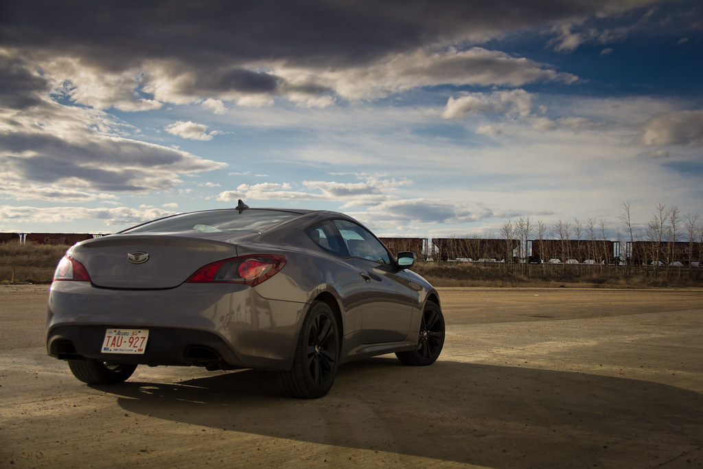 Post Your Blacked Out Nords Hyundai Genesis Forum