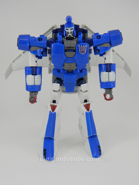 Transformers Scourge Generations - modo robot