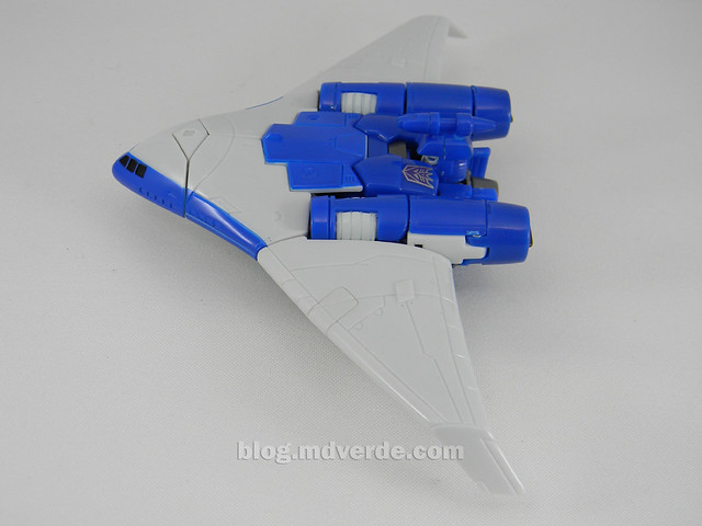 Transformers Scourge Generations - modo alterno