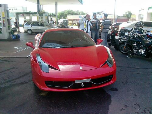 Ferrari 458 Itália