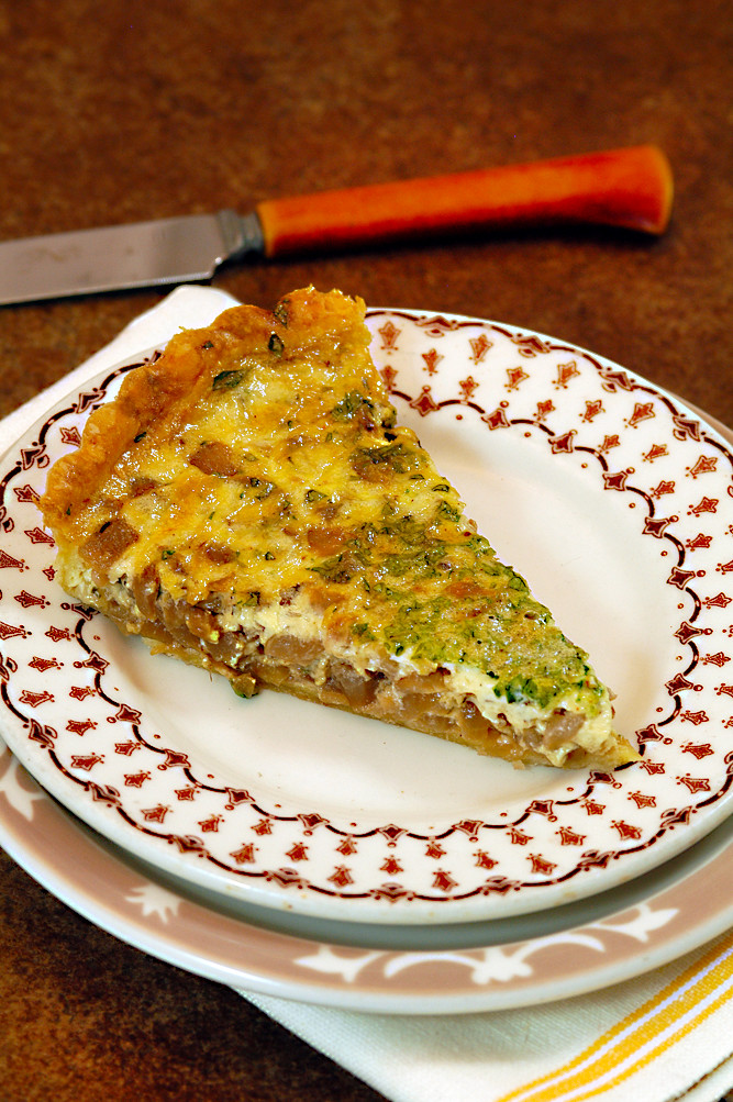 Vidalia Onion Quiche1