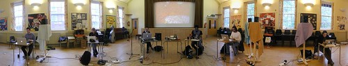 BiLE at Electroacoustic Compostion Forum in Liverpool