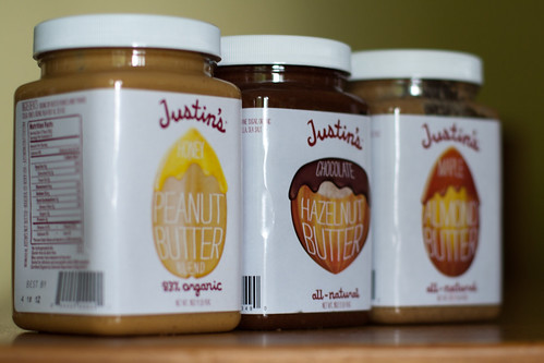 Nut Butter Me Up!
