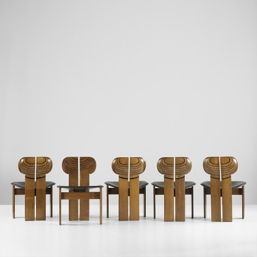 Afra and Tobia Scarpa, Artona chairs