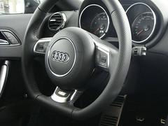 Audi TT Coupe Lenkrad