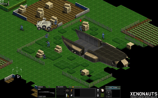 Xenonauts, by Goldhawk Interactive