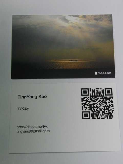 moo business card